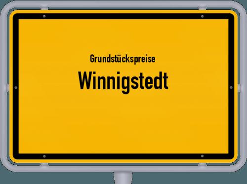 Grundstückspreise Winnigstedt 2021