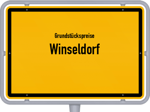 Grundstückspreise Winseldorf 2021