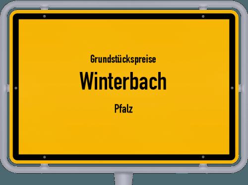 Grundstückspreise Winterbach (Pfalz) 2019