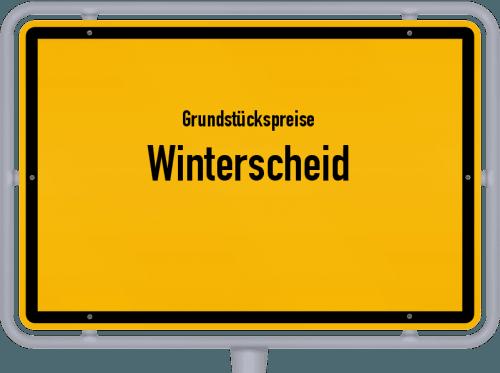 Grundstückspreise Winterscheid 2019