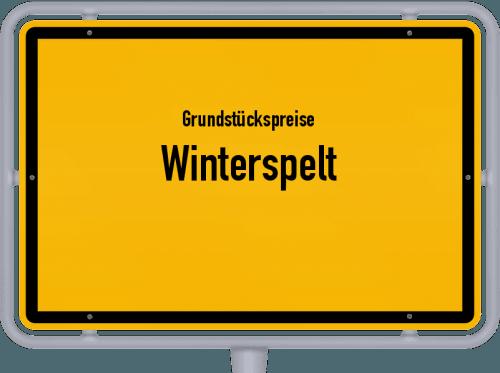 Grundstückspreise Winterspelt 2019