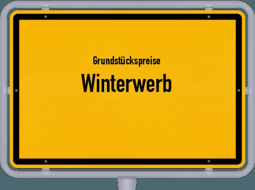 Grundstückspreise Winterwerb 2019