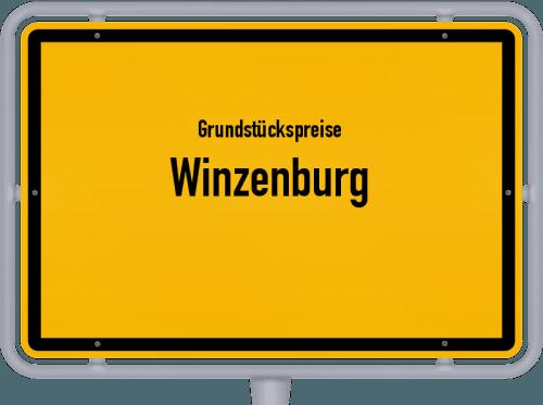 Grundstückspreise Winzenburg 2019