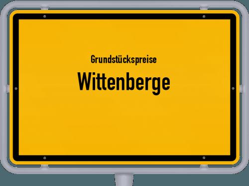 Grundstückspreise Wittenberge 2020