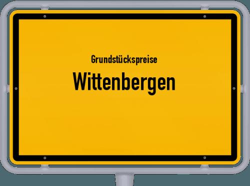 Grundstückspreise Wittenbergen 2021