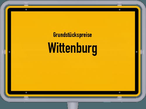 Grundstückspreise Wittenburg 2019
