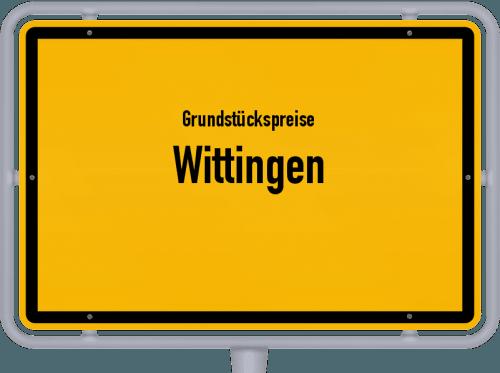 Grundstückspreise Wittingen 2021