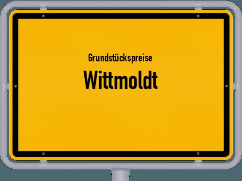 Grundstückspreise Wittmoldt 2021