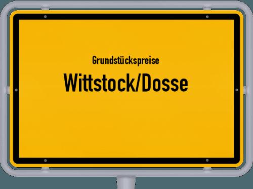 Grundstückspreise Wittstock/Dosse 2021