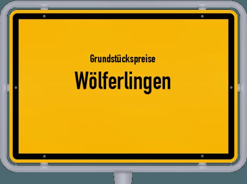 Grundstückspreise Wölferlingen 2019