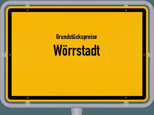 Grundstückspreise Wörrstadt 2019