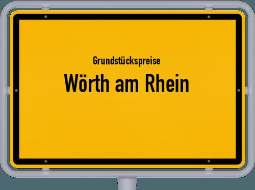 Grundstückspreise Wörth am Rhein 2019
