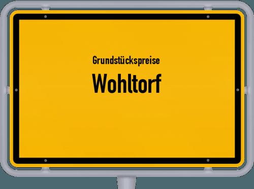 Grundstückspreise Wohltorf 2021