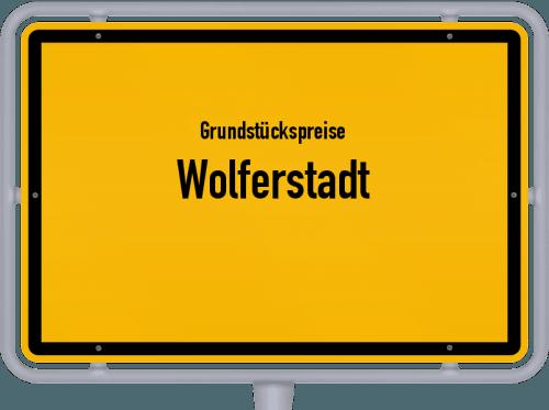 Grundstückspreise Wolferstadt 2021