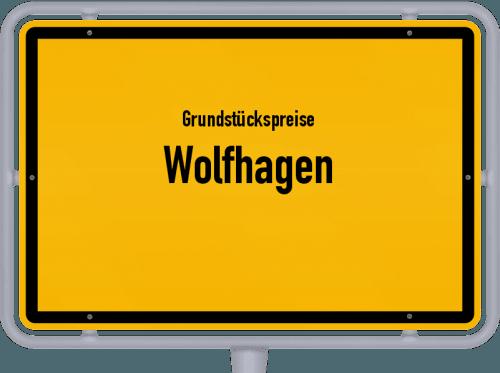 Grundstückspreise Wolfhagen 2018