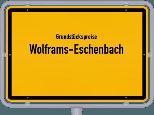 Grundstückspreise Wolframs-Eschenbach 2019