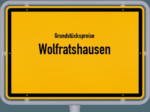 Grundstückspreise Wolfratshausen 2019