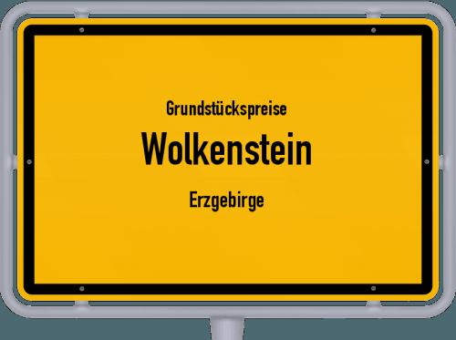 Grundstückspreise Wolkenstein (Erzgebirge) 2019