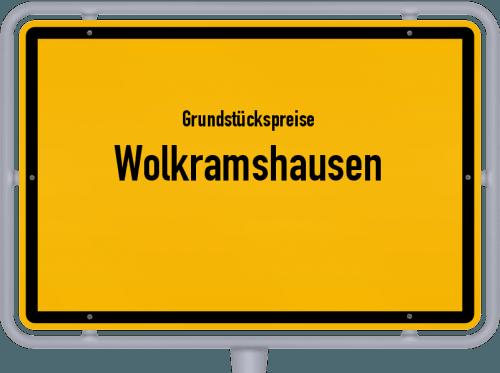 Grundstückspreise Wolkramshausen 2019