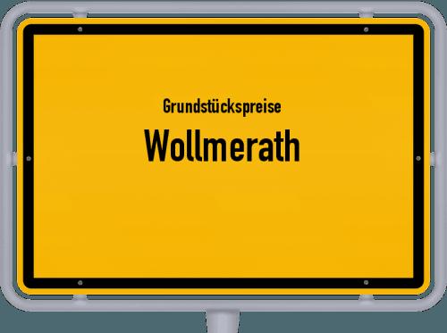 Grundstückspreise Wollmerath 2019