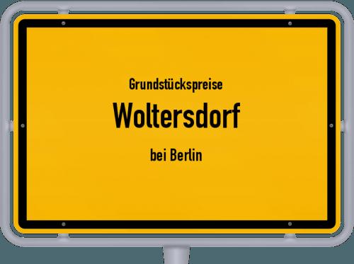 Grundstückspreise Woltersdorf (bei Berlin) 2021