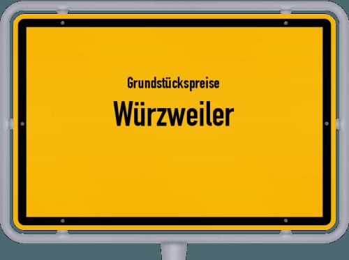 Grundstückspreise Würzweiler 2019