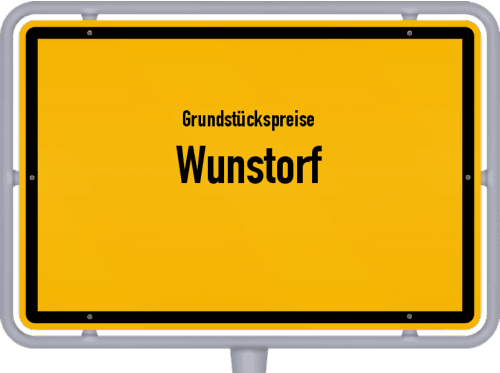 Grundstückspreise Wunstorf 2019