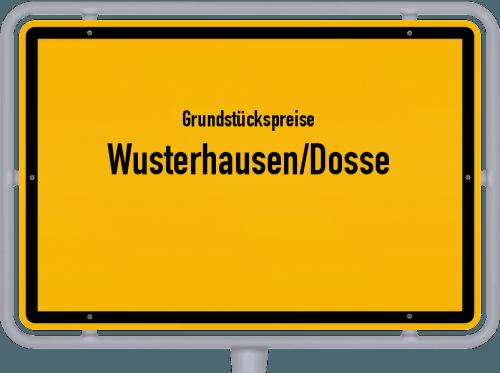 Grundstückspreise Wusterhausen/Dosse 2021