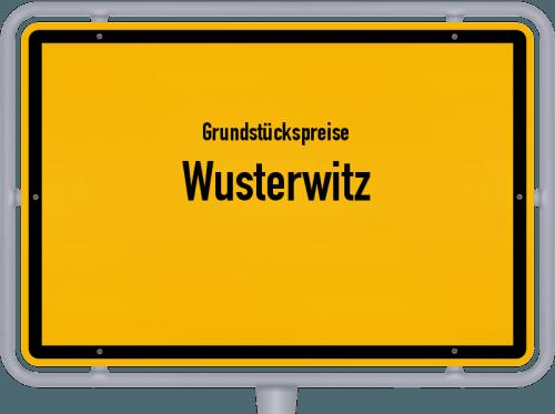 Grundstückspreise Wusterwitz 2021