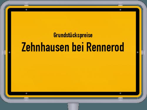 Grundstückspreise Zehnhausen bei Rennerod 2019