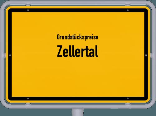 Grundstückspreise Zellertal 2019