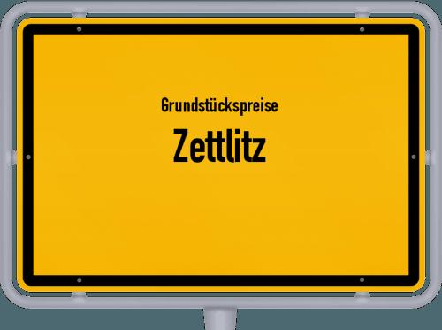 Grundstückspreise Zettlitz 2019