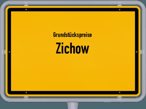 Grundstückspreise Zichow 2021