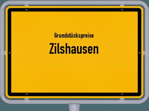 Grundstückspreise Zilshausen 2019