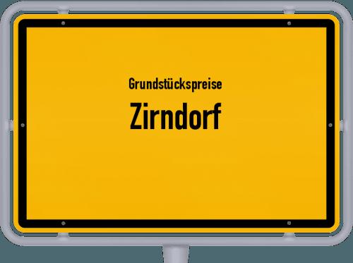 Grundstückspreise Zirndorf 2019