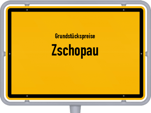 Grundstückspreise Zschopau 2019